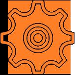 Zákazková výroba reťazových kolies